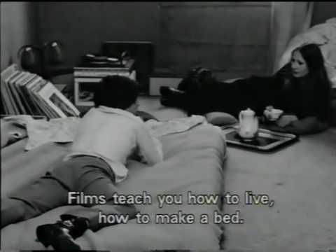 Jean Pierre Leaud Makes His Bed The Mother And The Whore 1973