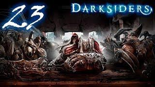 Darksiders: Wrath of War прохождение на геймпаде часть 23 Силита та, которая разговаривает