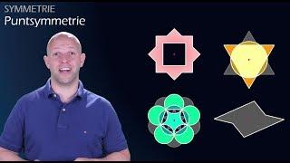 Symmetrie - Puntsymmetrie - WiskundeAcademie