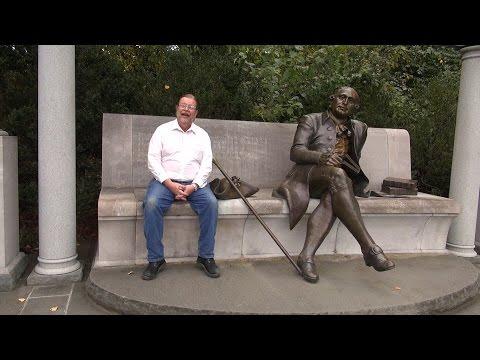 George Mason Memorial  Washington DC - REAL USA Ep. 123