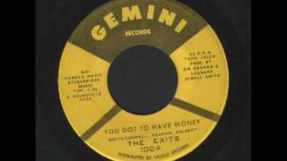 The Exits - You gotta have money - Under the street lamp.wmv