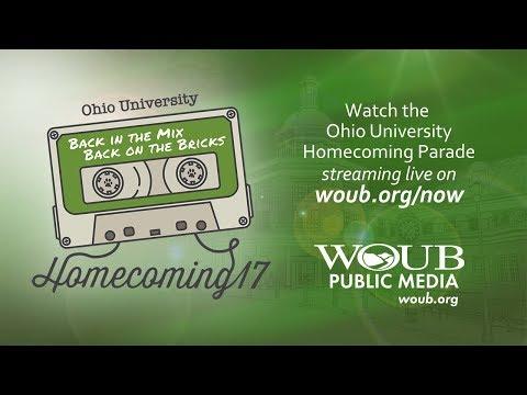 Ohio University Homecoming Parade 2017
