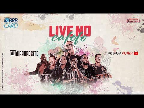 LIVE NO CAFOFO - DI PROPOSITO
