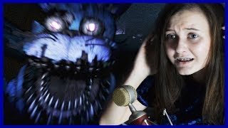 TOTO SOM NEMALA HRAŤ! - Five Nights at Freddy´s 4