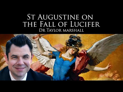 Saint Augustine On The Fall Of Lucifer