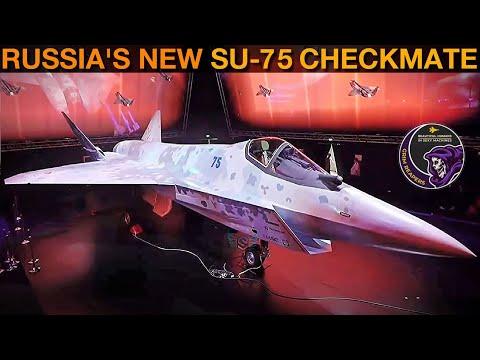 Discussion: Russia's New 5th Gen Fighter - Su-75 Checkmate