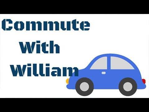 Commute with William and Guest Aaron Friedman - Oct 2, 2017