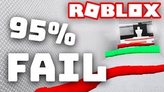 95% IMPOSSIBLE ROBLOX OBBY