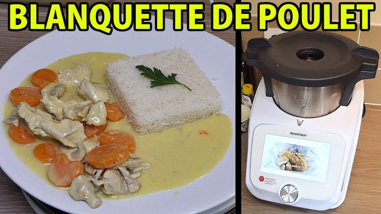 Monsieur Cuisine Connect Blanquette De Poulet Recette Thermomix