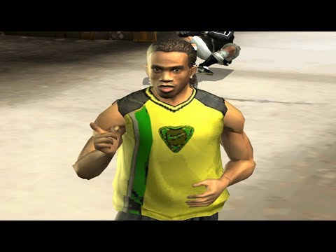 FIFA Street - PS2 Gameplay (4K60fps)