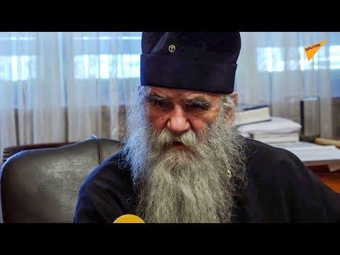 Mitropolit Amfilohije za Sputnjik: Raspeti Srbi se vraćaju na Kosovo