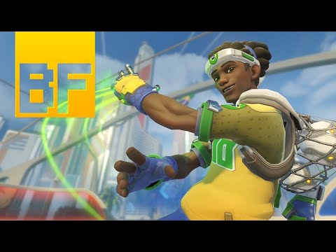 Overwatch: Lucio Ball With Jacked Physics - BIT FIGHT #24