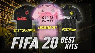 BEST KITS TO USE ON FIFA 20!!