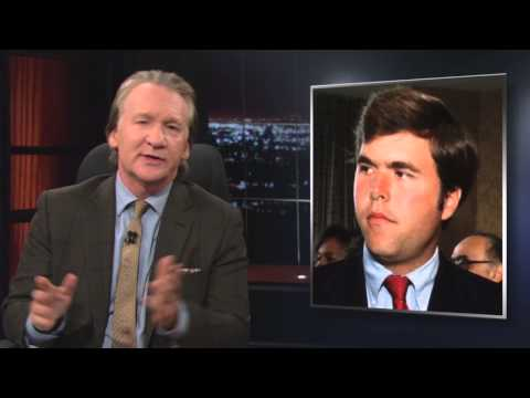 Bill Maher Calls on Obama to End Drug War and Free Drug War Prisoners
