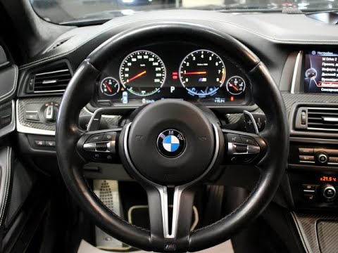 BMW M5 COMPITITION V ( F10) 4,4АМТ 600 л с 2016г