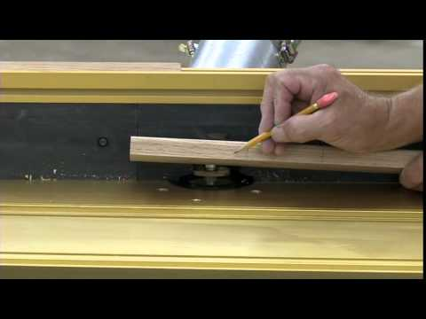 Sommerfeld's Tools for Wood - Window Shutter Set Made Easy with Marc Sommerfeld - Part 1