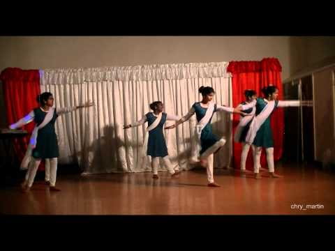 Indian Classical Dance 'Yahova Na Mora' in Bray Christmas Celebration 2013, Ireland
