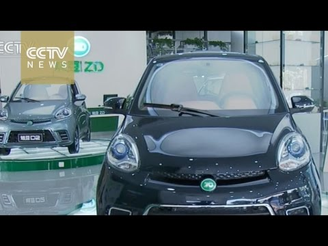 Chinese green subsidies slashed as electric cars race ahead