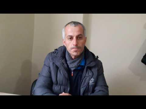 Araklı Karaderespor'un Hocası Orhan Cinemre den açıklam