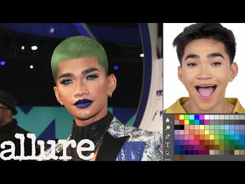 Colleen Ballinger, Bretman Rock & Joey Graceffa Photoshop Themselves Into 7 Different Looks | Allure