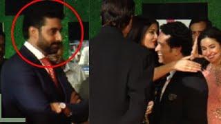 Abhishek Bachchan's ANGRY Reaction When Aishwarya Rai Bachchan Hugged Sachin Tendulkar!