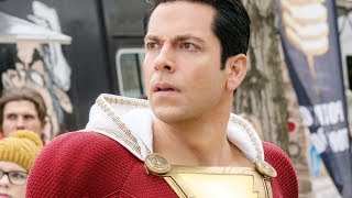 Here's What Those Confusing Shazam! Moments Meant