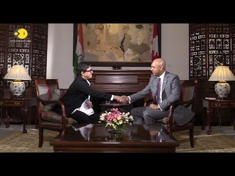 Straight Talk with Canadian high commissioner to India, Nadir Patel