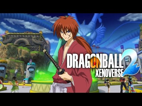 How to Make Kenshin Himura in Dragon Ball Xenoverse 2  