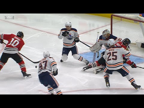 10/19/17 Condemned Game: Oilers @ Blackhawks