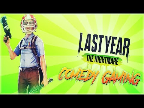 Last Year The Nightmare -  Highschool Survival - 4 Hp Win - Comedy Gaming