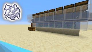 Minecraft | Beginner Automatic Bonemeal Farm Tutorial | Super Easy AFK Bonemeal!
