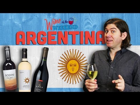 Wine of the Weekend: Argentina