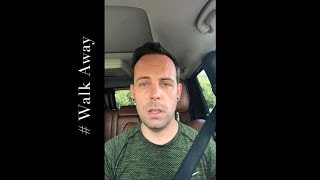 I'm Gay And I Chose To #WalkAway After Testing Conservatives.