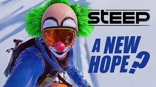 Steep E3 Gameplay - Can It Revive The Dead Snowboard and Skateboard Genre?