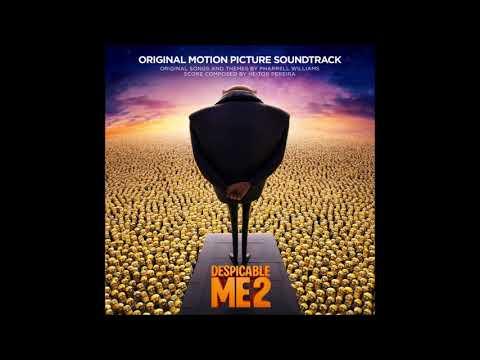 Despicable Me 2 (Original Motion Picture Soundtrack) 1. Pharell Williams - Fun Fun Fun