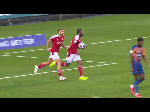 Shrewsbury Swindon Goals And Highlights