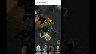 Unfeathers: Seregost Hard Overlord 3-starred (with both bodygaurds) thumbnail