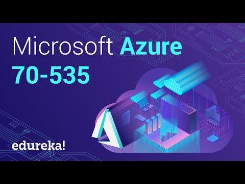 Microsoft Azure 70-535   Azure Tutorial For Beginners