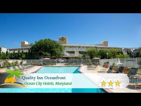 Quality Inn Oceanfront - Ocean City Hotels, Maryland