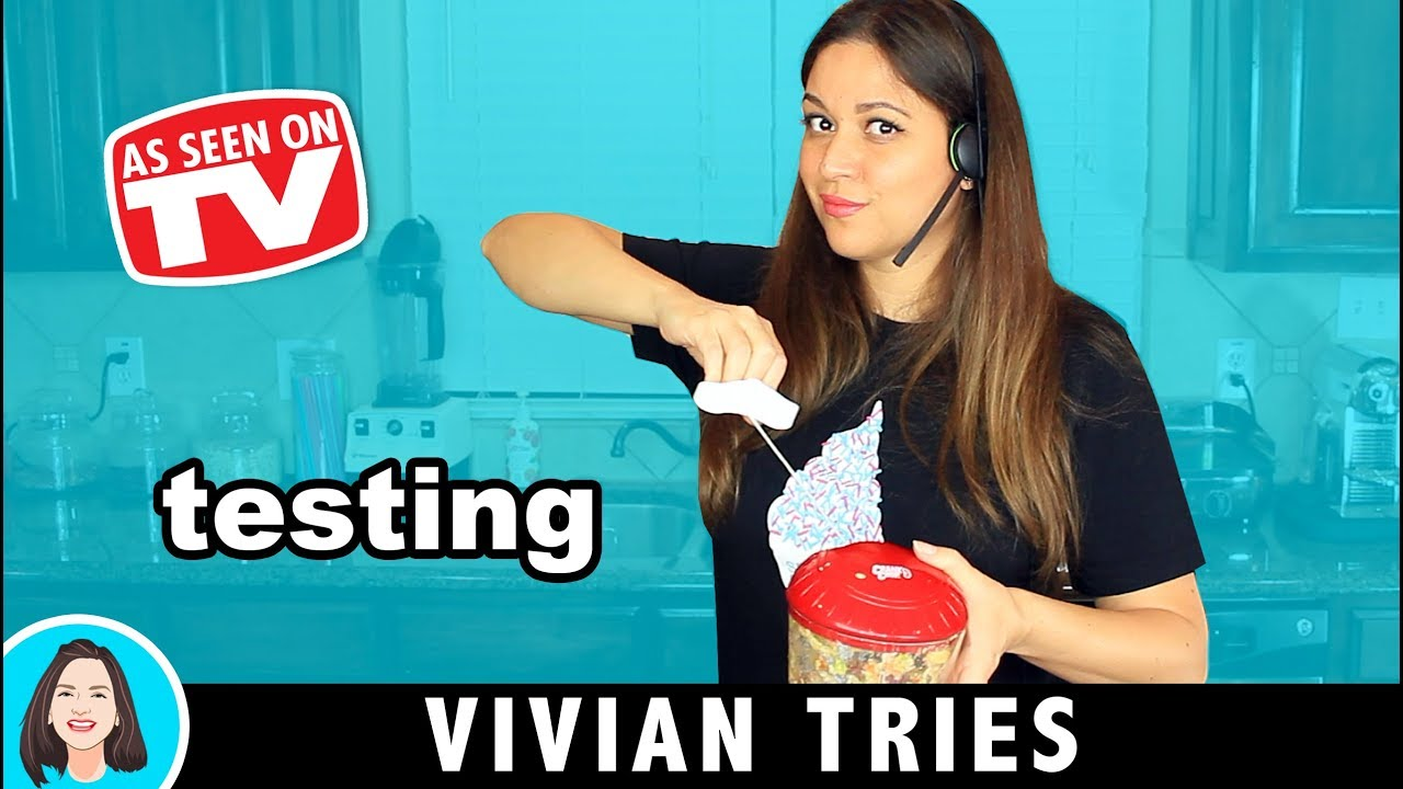 Crank Chop Review, Testing As Seen on TV Products, Vivian Tries ...