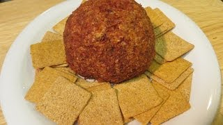 Cheese Ball - How To Make A Cheese Ball - Dip Recipe