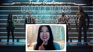 Trailer Reactions: Guardians of the Galaxy 'Extended Trailer'