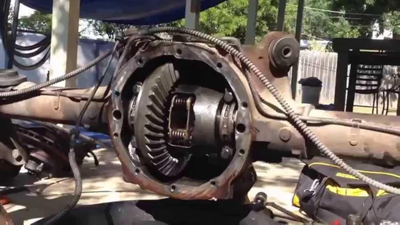 94-96 impala ss rear Auburn unit limited slip installed ...
