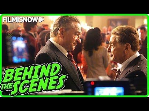 THE IRISHMAN (2019) | Behind The Scenes Of Martin Scorsese Crime Movie