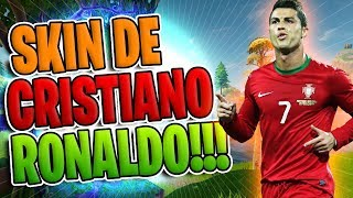 SKIN OF CRISTIANO RONALDO IN FORTNITE!! - PLAYING WITH SUBSCRIBERS Fortnite: Battle Royale