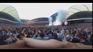 Coldplay , June Wembley 2016: Head Full of Dreams 360º