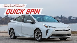 2019 Toyota Prius | Quick Spin