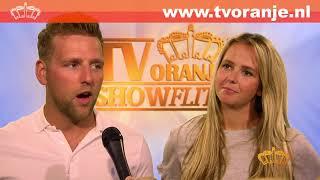 TV Oranje Showflits - Wesley Klein & Monique Smit