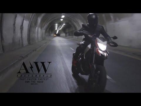 Teaser Ducati Hypermotard SP vs DTLA