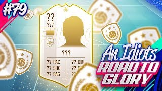 ICON CRAFTING!!! AN IDIOTS FIFA 19 ROAD TO GLORY!!! Episode 79